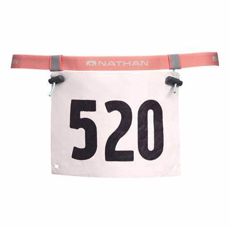 Race Number Belt 2.0